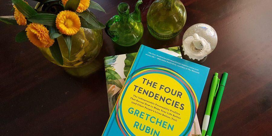 The Four Tendencies: inzicht in jezelf met de 'temperamentenleer' van Gretchen Rubin? {boekrecensie)