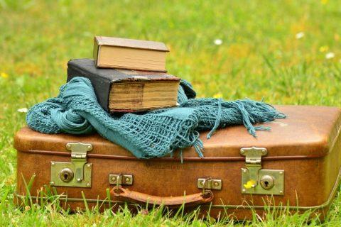 Vakantie - koffer