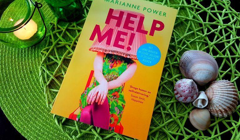 Help me! Het jaar waarin in leefde volgens 12 zelfhulpboeken {boekrecensie + WINACTIE}