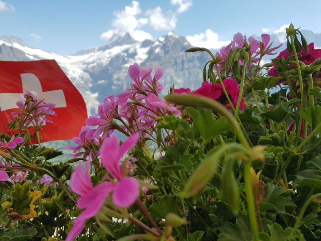 Zwitserland 2018