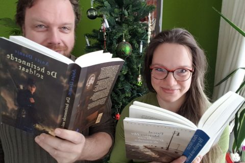 AFP en Miss Deadline - uitgelichte afbeelding bij De boeken die wij hebben gelezen, favorieten van 2020
