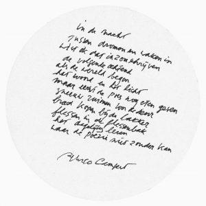 Gedicht Remco Campert
