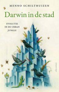 boekomslag Darwin in de stad