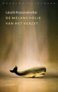 boekomslag De melancholie van het verzet