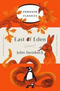 boekomslag East of Eden