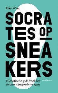 boekomslag Socrates op sneakers