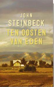 boekomslag Ten oosten van Eden