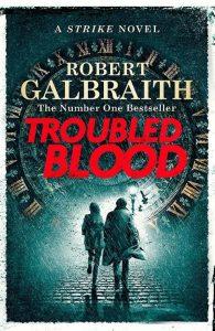 boekomslag Troubled blood